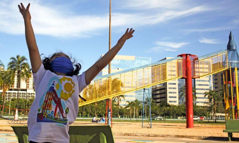 Dia das Crianças: o que elas esperam do futuro pós-pandemia - Crédito: Fabio Rodrigues Pozzebom/Agência Brasil