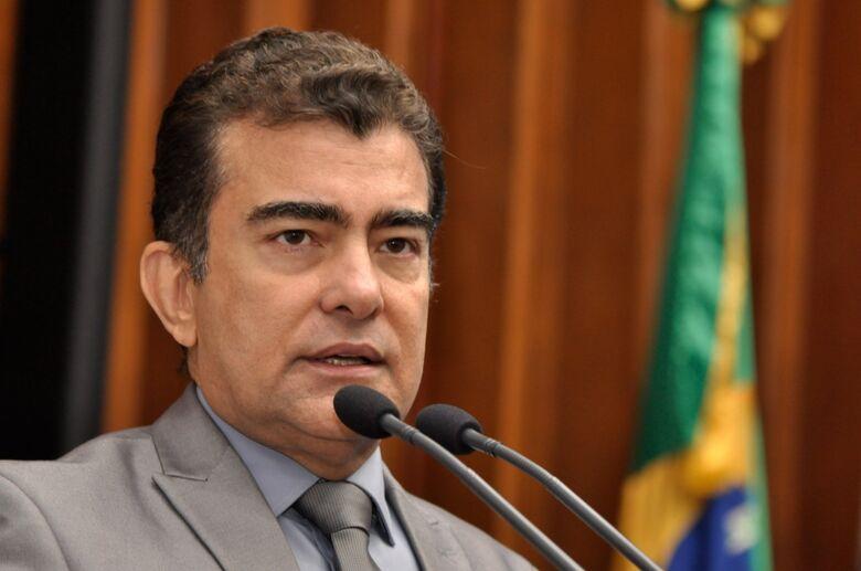 Deputado estadual Marçal Filho (PSDB) - Crédito: Divulgação