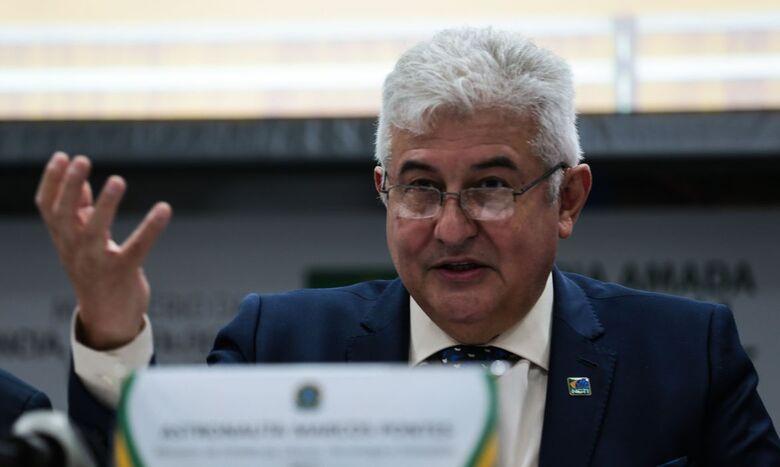"""Ministro pede que corte no orçamento seja revisto """"urgentemente"""" - Crédito: José Cruz/Agência Brasil"""