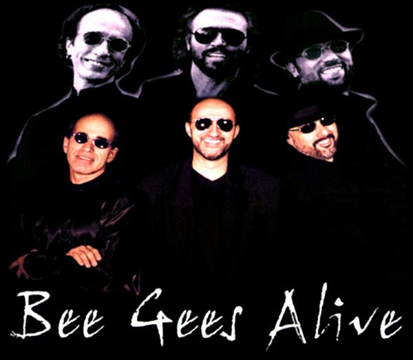 Banda Bee Gees Alive tocará os sucessos que marcaram época Foto: divulgação -