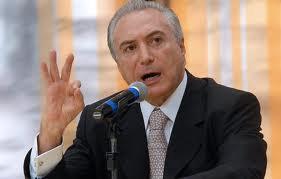 Vice-presidente eleito Michel Temer - Crédito: PMDB
