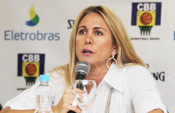 Hortência não tem pressa para escolher técnico para a Seleção Feminina de Basquete Foto:Divulgação -