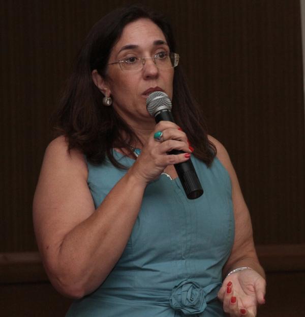 Secretária Ana Luiza fala de mudanças que estão sendo estudadas no trânsito  Crédito: A. Frota    -