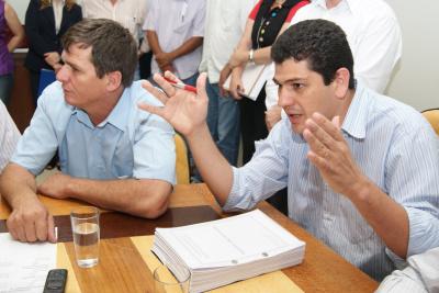 Artuzi e Sidlei vão depor na seção criminal do Tribunal de Justiça em Campo Grande Foto: arquivo  -