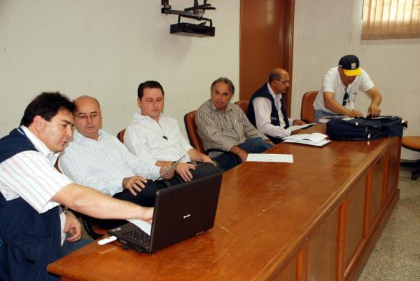 Reunião foi realizada na Sala Lucia de Toledo Piza, o IBGE divulgou os dados referentes ao Censo 2010 Foto – Divulgação    -