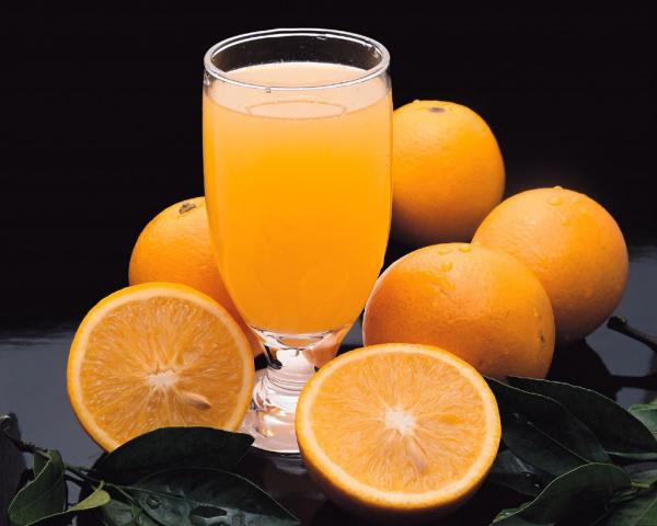 Suco 100% natural traz mais nutrientes -