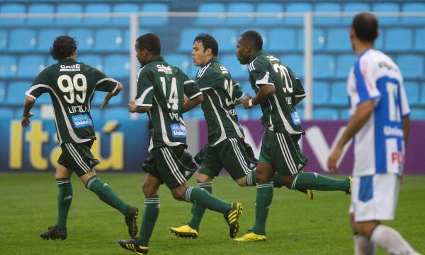 Palmeiras precisa de apenas um empate para garantir a classificação na Sul-Americana Foto: Arquivo  -