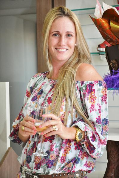 A empresária Eloine Guides -