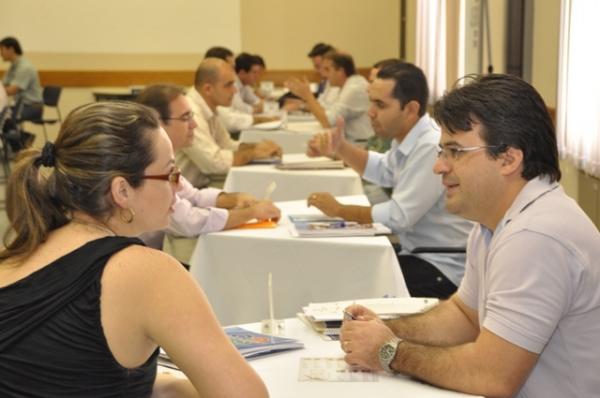 A Rodada de Negócios na cidade de Três Lagoas teve mais de 320 encontros Foto:Luiz Henrique  -