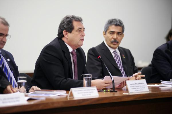 As emendas serão votadas pela Comissão Mista de Orçamento, presidida por Moka Foto/Marcelo Brandt – Agência Câmara  -