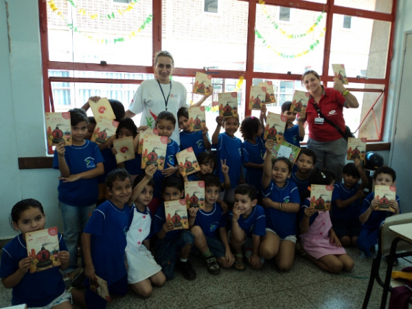 O projeto vai beneficiar cerca de 70 crianças por período Foto: Divulgação -