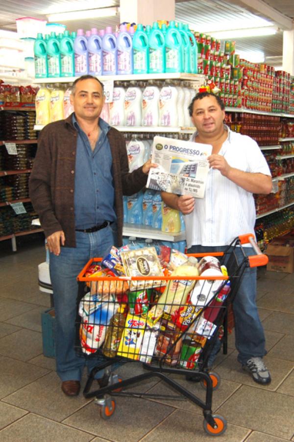 Empresário Jorge Mercado novamente é parceiro de O Progresso Foto: Adélio Foto Estúdio -