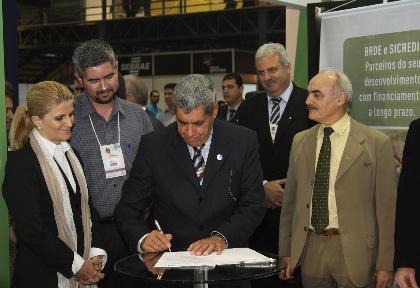 Governador André Puccinelli participará da solenidade na segunda-feira Foto/Divulgação -