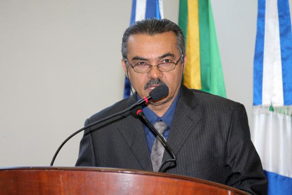 Vereador Walter Hora  Foto: Éder Gonçalves -