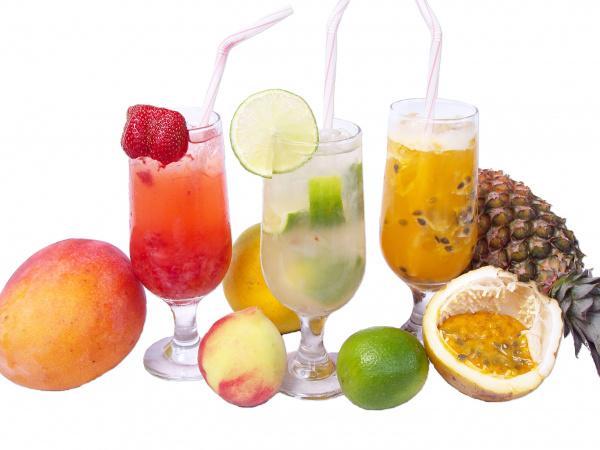 Sucos que deixam o corpo mais saudável -