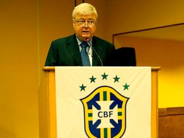Ricardo Teixeira: Pontos corridos do Campeonato Brasileiro continuarão em 2011 Foto: divulgação -