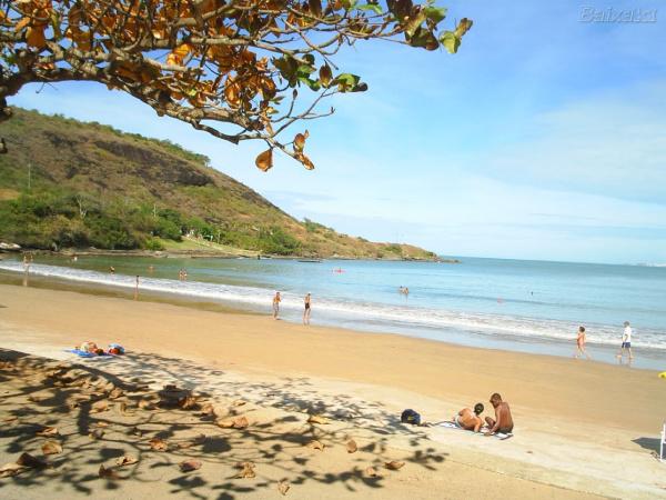 Guarapari garante praias sossegadas mesmo sendo urbanas e agradas aos turistas  - Crédito: Foto: Divulgação