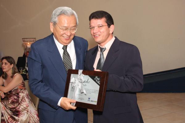 Ex-presidentes foram homenageados no ano passado  - Crédito: Foto: Divulgação