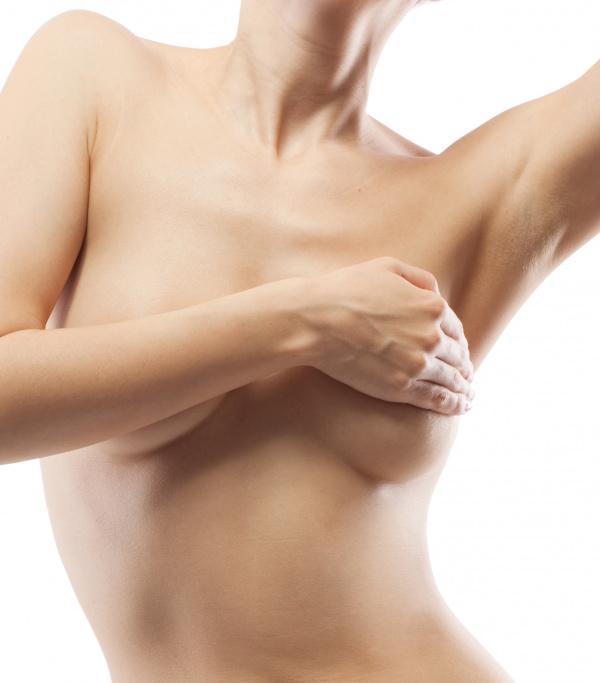 Implante de silicone após o câncer de mama - Crédito: Foto: Divulgação