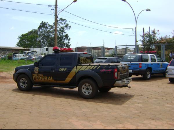 PF prende grupo de PMs acusados de extorsão - Crédito: Foto: Divulgação