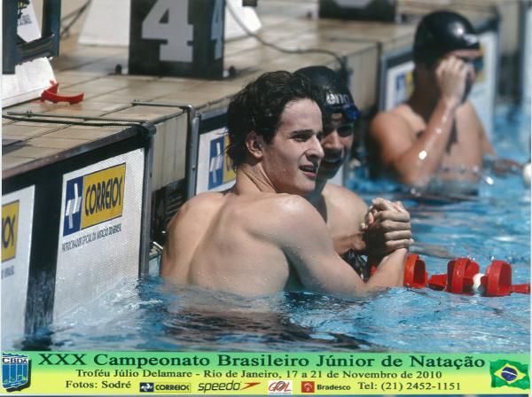 Joarez Vedovato quebra recorde nacional e fica perto da Seleção do Brasil em 2011  - Crédito: Foto: Divulgação