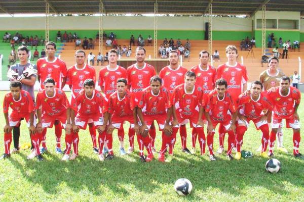 Inter Flórida, única equipe de Dourados na Integração, pede apoio da torcida   - Crédito: Fotos: Divulgação