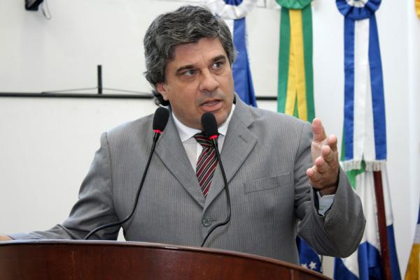 Gino Ferreira convida a população e os setores organizados para discutir o trânsito de Dourados Foto: Divulgação    -