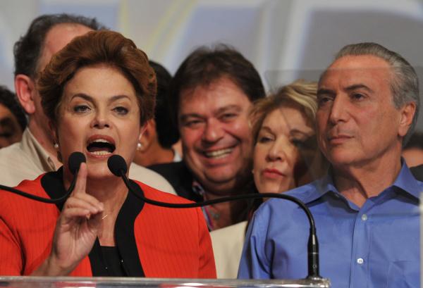 Dilma Rousseff e Michel Temer serão diplomados em cerimônia na sexta-feira  - Crédito: Foto:ABr