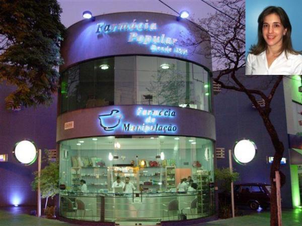 Farmácia Popular de Manipulação, na Avenida Marcelino Pires  - Crédito: Foto: Divulgação