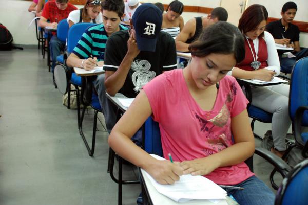 Provas foram realizadas em Campo Grande e Dourados Foto: divulgação -