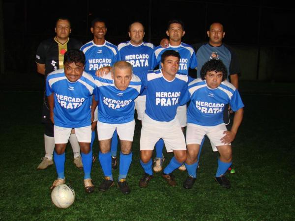 Mercado Prata chega a semifinal com um bom retrospecto na Taça Pro Gol  - Crédito: Foto: Divulgação/Gazeta MS