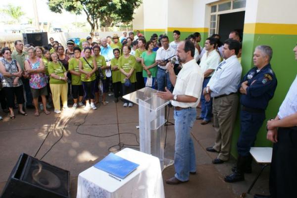 Detallhes foram acertados na reunião entre prefeito e assessoras  - Crédito: Foto: Dilermano Alves