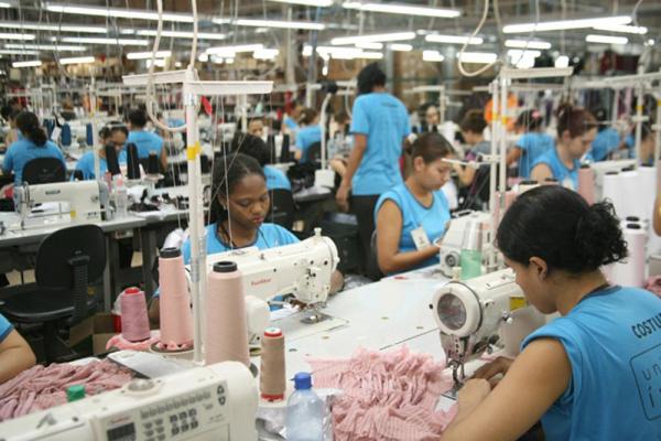 Setor têxtil foi um dos que mais geraram empregos em 2010 no Mato Grosso do Sul   - Crédito: Foto: Divulgação