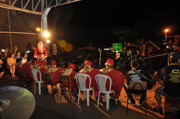 Maracaju encerra programação das festividades de natal  - Crédito: Foto: Divulgação