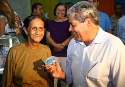 André Puccinelli garante que programas sociais são prioridade no governo do Estado   - Crédito: Foto: Divulgação