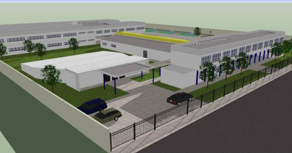 Com recursos garantidos por Geraldo, Presidente Vargas será totalmente reconstruído   - Crédito: Foto: Reprodução