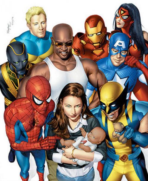 """A série se chamará """"AKA Jessica Jones"""" e será exibida na ABC, em 2011  - Crédito: Foto: Reprodução/MTV"""