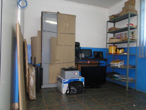 Sala de Recurso de Multifuncional está sendo instalada em Jatei  - Crédito: Foto: Divulgação