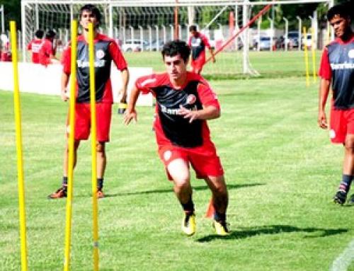 Jogadores do Inter B treinam no Estádio Beira-Rio  - Crédito: Foto: Divulgação / Site Oficial do Internacional