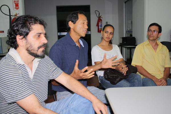 Elias Ishi, é o único pré-candidato ao PT às eleições em Dourados  - Crédito: Foto: Hédio Fazan
