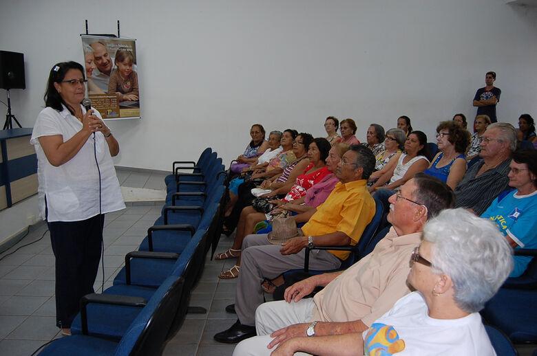 Projetos visam valorizar participação da terceira idade no registro da História de Ponta Porã  - Crédito: Foto: Divulgação