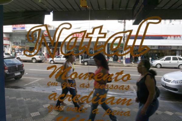 Consumidores das classes C e D tiveram papel decisivo no Natal  - Crédito: Foto: Edemir Rodrigues