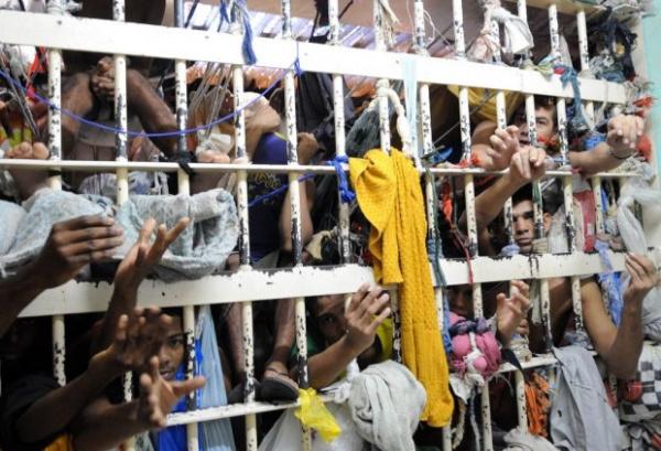 População carcerária no Brasil cresceu 41,05% em 5 anos   - Crédito: Foto: Divulgação