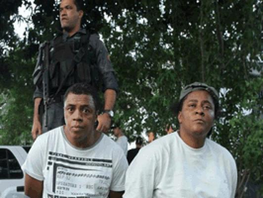 Sandra esté presa na Penitenciária de Campo Grande -