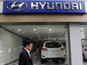 Hyundai investe na China - Crédito: Foto: Truth Leem/Reuters