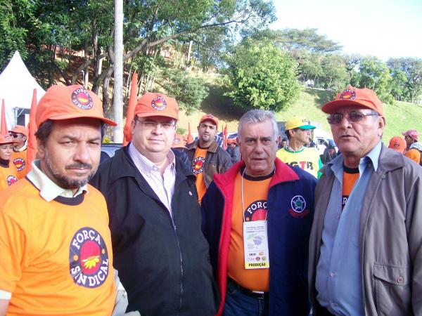 Sindicalistas querem redução de jornada de 44 para 40 horas semanais   - Crédito: Foto: Divulgação