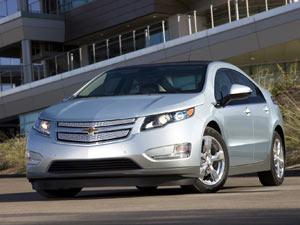 Chevrolet Volt será vendido no mercado chinês  - Crédito: Foto: Divulgação