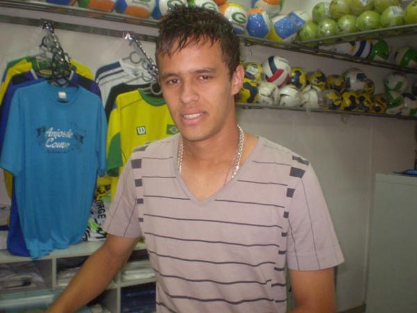 Mario Lucio, deixa o Guarani e vai para o futebol pernambucano  - Crédito: Foto: Divulgação