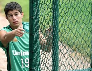Conca segue com o time para Mangaratiba nesta quarta-feira - Crédito: Foto: Ag. Estado
