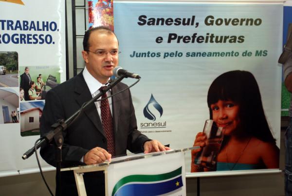 Barbosa diz que Enersul investirá R$ 420 milhões em 2011  - Crédito: Foto: Divulgação